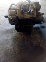 Motor Dafra speed 150