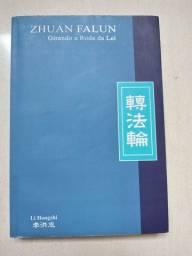 Título do anúncio: Livro ZHUAN FALUN - Girando a Roda da Lei - Li Hongzhi