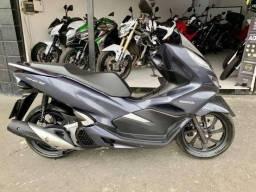 Honda > PCX cinza 150 DLX _ 2020
