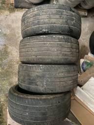 Vendo pneu meia vida 225/40/18