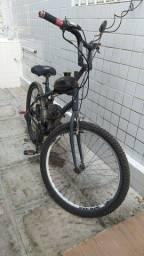 Título do anúncio: Bike motorizada Caloi