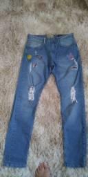 Calça jeans nr40