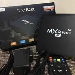 Tv Box 128gb / Disponível Canais