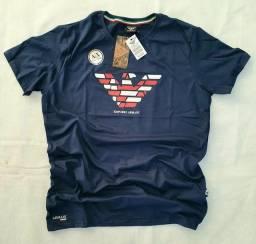 Camisetas fio 30.1 Premium Penteada