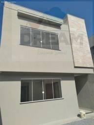 Casa para Venda em Rio das Ostras, Jardim Marilea, 3 dormitórios, 3 suítes, 4 banheiros, 1