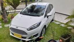 Ford New Fiesta SE 2017, único dono com procedência garantida