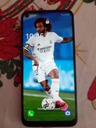 LG k61 zero 128gb faço troca em iPhone 6s plus