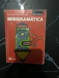 Livro gramática ( minigramatica )