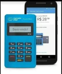 Maquininha de cartão Mini Point Mercado Pago