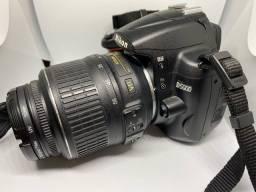 Nikon D5000 com 10.000 clicks