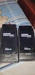 Título do anúncio: Sansung galaxy note 10, 8gb RAM, 256 memória. Prata novinho.