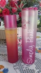 Perfume Simply Pink Pink Sugar Aquolina Edt 100ml -