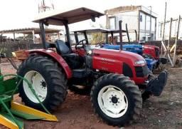 Trator Yanmar 1175-4 Agritech Compacto 2011 - 4 Pneus Ressolados Novos!!!