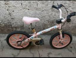 Título do anúncio: Bicicleta infantil para reparos