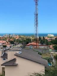 Título do anúncio: apartamento na tabuba com linda vista pro mar 3 quartos condomínio fechado
