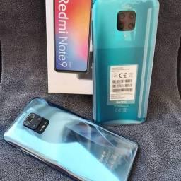 """Sensacional Smartphone Xiaomi - Tela de 6.67"""" - Bateria 5020 mAh - Note 9 Pró 128 GB"""