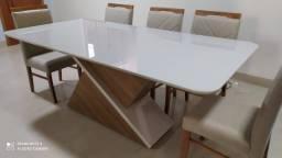 Título do anúncio: Mesa renovare de 8 lugares nova