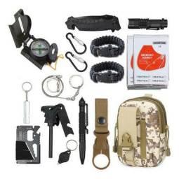 Kit de Sobrevivência Tático