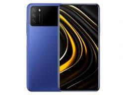Celular Xiaomi - Poco M3 128Gb Azul - Na Point Mi