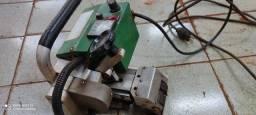 Máquina de soldar geomembrana