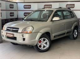 Hyundai Tucson GLB 2.0 mec. 2011 com kit GNV g5