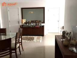 Apartamento 3 suítes e 3 vagas privativas no las Dunas, andar alto, Centro de Balneário Ca