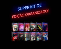 Super Pack de Edição de Vídeo Premiere Pro