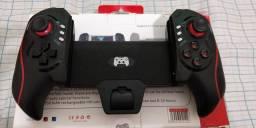 Controle Bluetooth (Celular e Tablet)