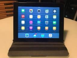 Ipad 4 64 gb Wi-Fi + Cellular + capa targus