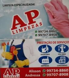 Ap limpeza