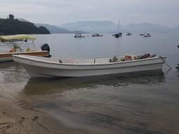 Barco panga 25 pes so casco - 2018