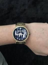 Relógio SmartWatch Michael kors Usa Original, cor Ouro 6d24b4191f
