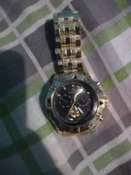 Relógio Invicta catraca giratória