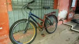 Bicicleta aro 24 liga 980429426 só 200 $