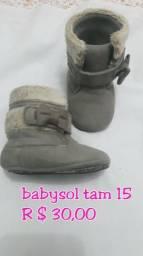 Bota babysol
