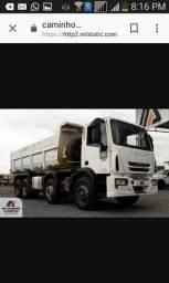 Vagas imediata para agregar caminhão basculante na mineração e outros