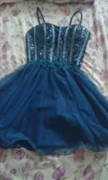 Vestido Azul,