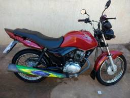 Vendo moto Fan 150 ano 2013. valor 4.700 - 2013