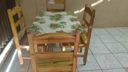 Mesa de madeira (entrego s taxa)