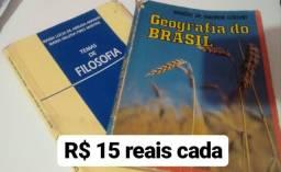 Filosofia e Geografia do Brasil