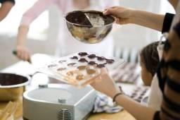 Fundamentos do Chocolate e introdução a Confeitaria