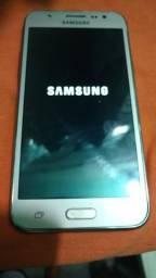 Samsung j5 zeroooo sem marca de uso