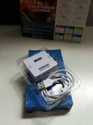 Mini Conversor HDMI/RCA