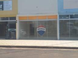 Título do anúncio: Salão para alugar, 126 m² por r$ 1.300,00/mês - centro - presidente epitácio/sp