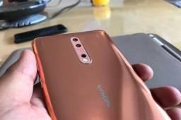 Celular Nokia 8 - 2018 - Edição Limitada