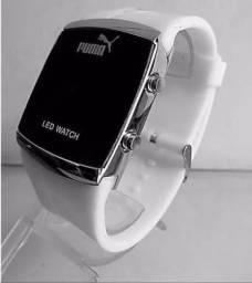 Relógio da puma LED WATCH