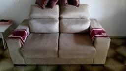 Sofá-Divã de 2 assentos