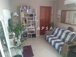 Apartamento à venda com 1 dormitórios em Humaitá, Rio de janeiro cod:TJAP10196