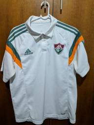60186f21ad1ab Camisa Fluminense Adidas Comissão Técnica 2014 2015