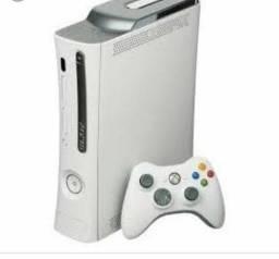 Estou vendendo Xbox 360 desbloqueado 2 controles